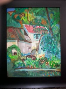 Cezanne's House of Pere LaCroix