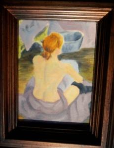 Toulouse-Lautrec's La Toilette